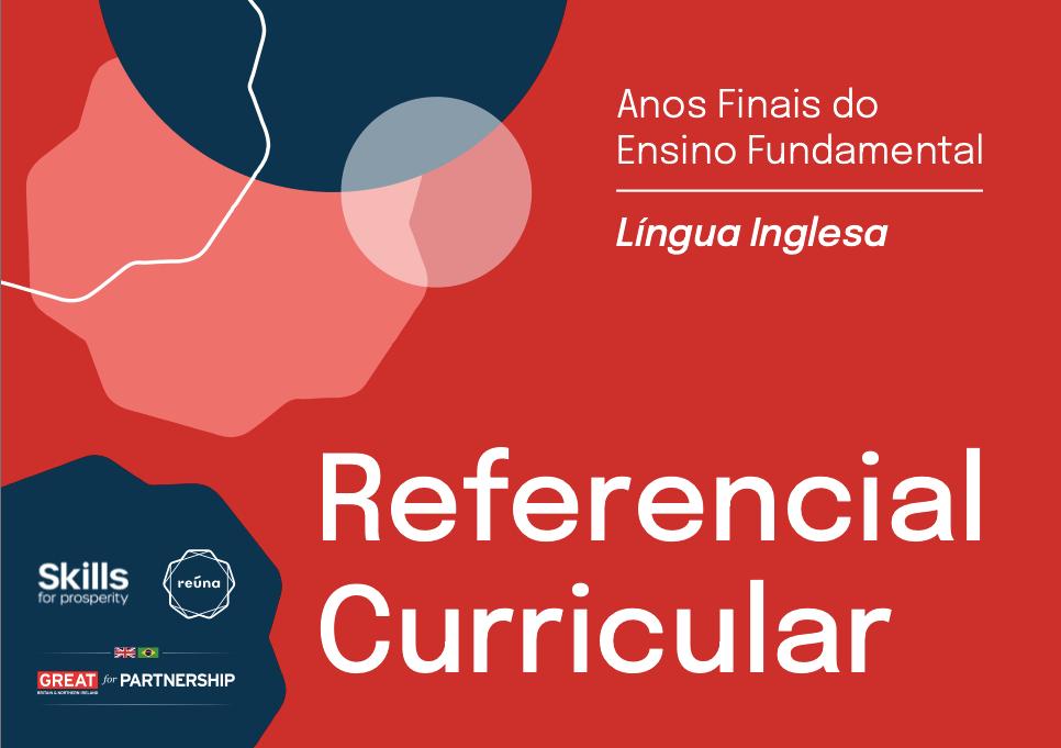 Referenciais técnico-pedagógicos para a língua inglesa